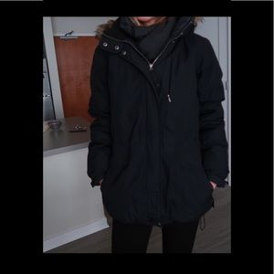 Eddie Bauer Black winter jacket